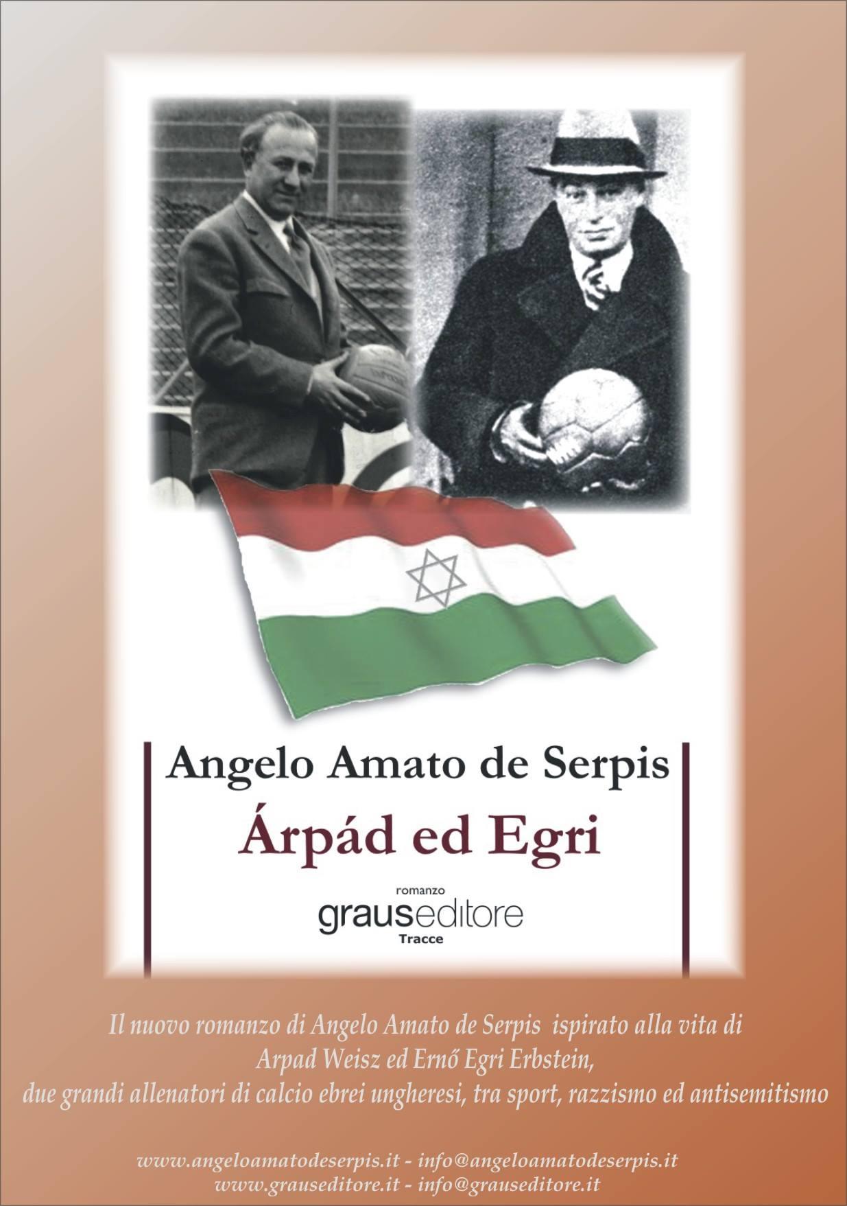 Nuova copertina Arpad ed Egri